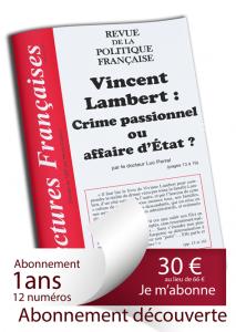 abonnement lectures françaises