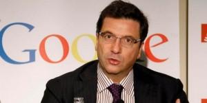 Carlo d'Asaro Biondo, vice-président de Google © Photo repro dr