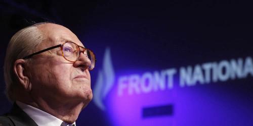 Lettre de Jean-Marie Le Pen à notre rédaction