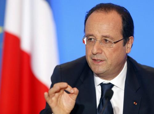 François Hollande : manque de confiance des Français
