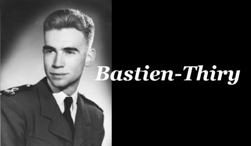 Courrier de Madame Bastien-Thiry
