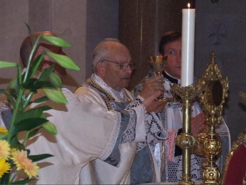 20ème pèlerinage au Liban avec le père Maurice Avril