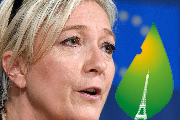Fin de la COP 21 : le Front National tenu en échec