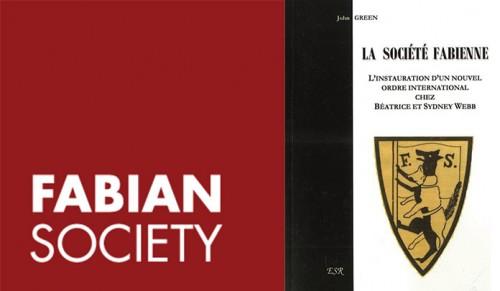 La société fabienne. L'instauration d'un Nouvel Ordre International chez Béatrice et Sydney Webb