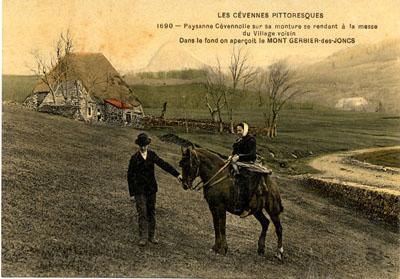 01_Paysans_et_chaumière_en_Ardèche