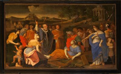Sainte Hélène et la Vraie Croix