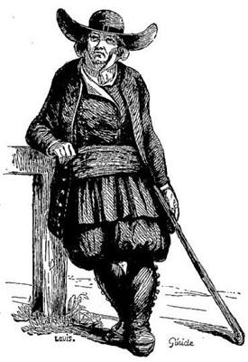 Paysan_des_environs_de_Morlaix_Dessin_de_Geniole,_Les_Français_peints_par_eux-mêmes,_1854
