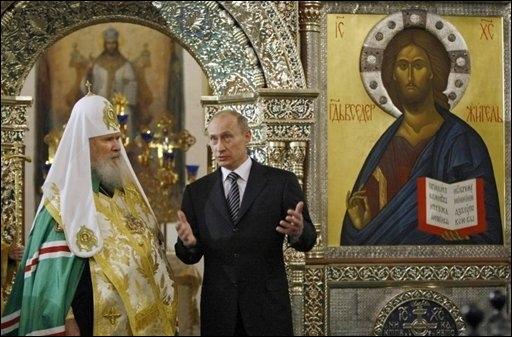La Russie éternelle retrouve sa grandeur passée (religion)