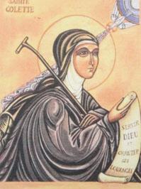 Vie de Sainte Colette (Eglise Sainte Colette de Corbie) (6)