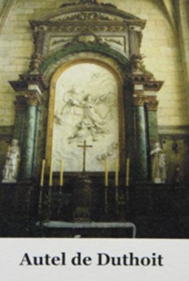 Vie de Sainte Colette (Eglise Sainte Colette de Corbie) (7)