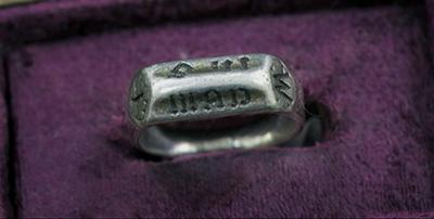 L'anneau de sainte Jeanne d'Arc racheté par le Puy du Fou