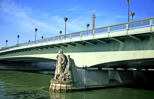Petite histoire des crues parisiennes