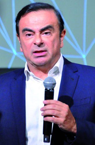 Carlos Ghosn. La rémunération du PDG de Renault et de Nissan a fait encore plus couler d'encre et de salive que celle du président de la FNAC.