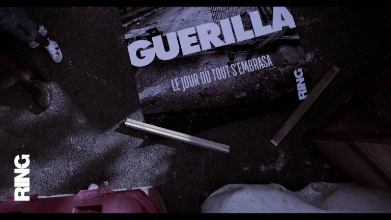 Laurent Obertone – Guerilla : le jour où terre s'embrasa