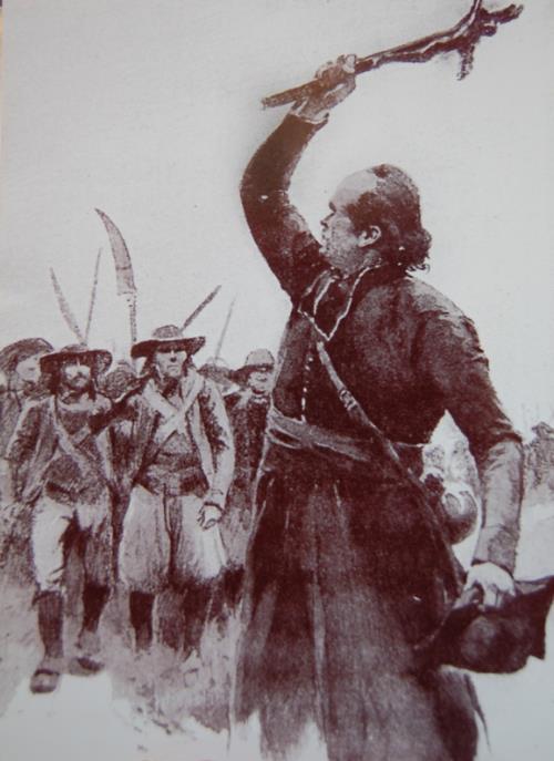 À l'arme citoyen ! Droit inscrit à la constitution…
