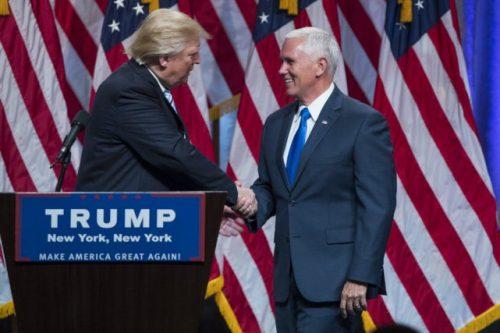 Donald Trump élu 45e président des États-Unis
