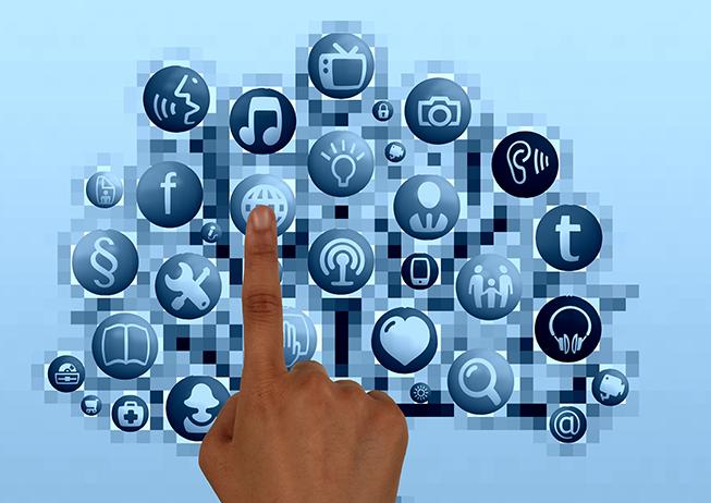 Le jeu des réseaux sociaux dans les élections