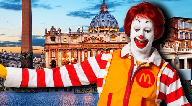 La Rome luthérienne et McDonald's : une idylle opportuniste