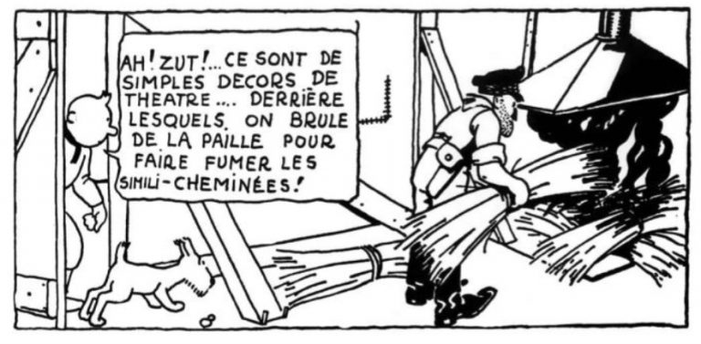 Hergé : antibolchevique juvénile et «cléricalisé» ?