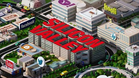 Au cœur du mondialisme : la Silicon Valley