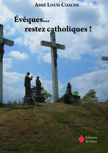 Contre l'erreur ; « Évêques, restez catholiques ! »