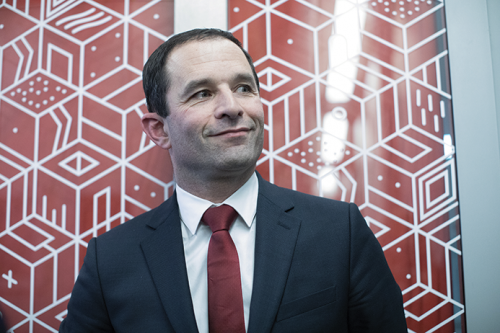 Benoît Hamon élu du PS ?