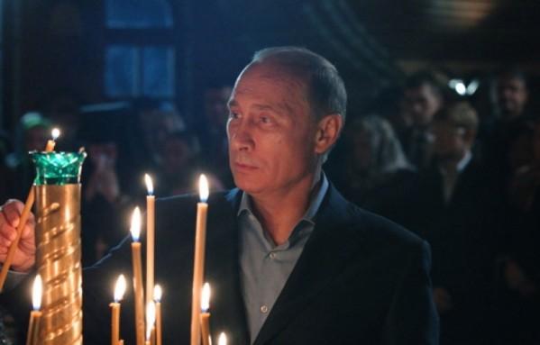 Vladimir dans ses œuvres