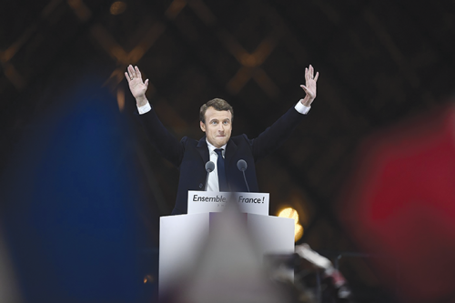 Éditorial, juin 2017 : Macron, l'élu de l'anti-France