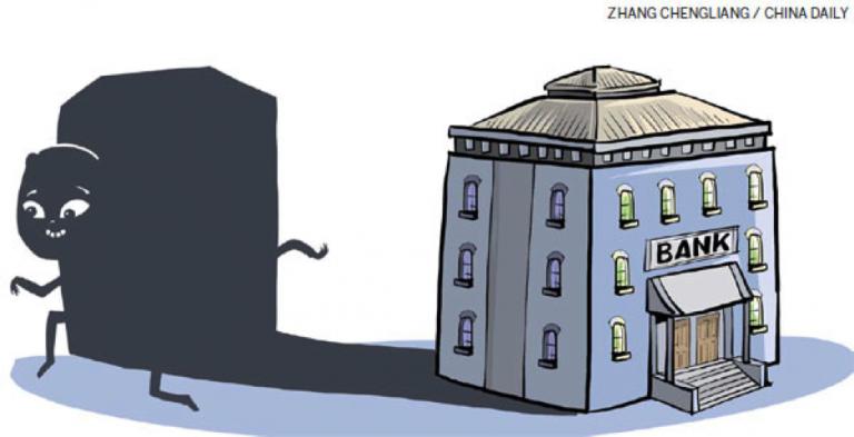 L'ombre grandissante du shadow banking