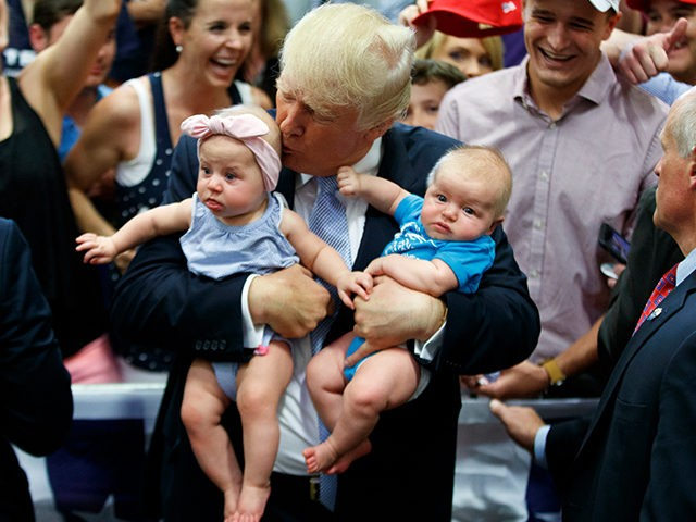 Trump : «Je suis pro-life»