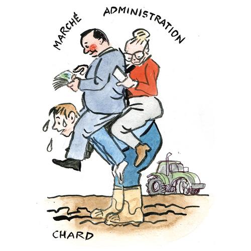 Coûteuse et liberticide bureaucratie