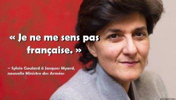 Sylvie Goulard travaillait pour un lobby mondialiste