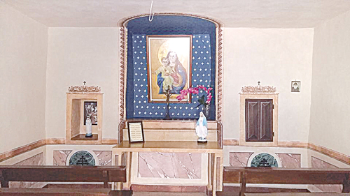 Une chapelle pour les chrétiens d'Orient