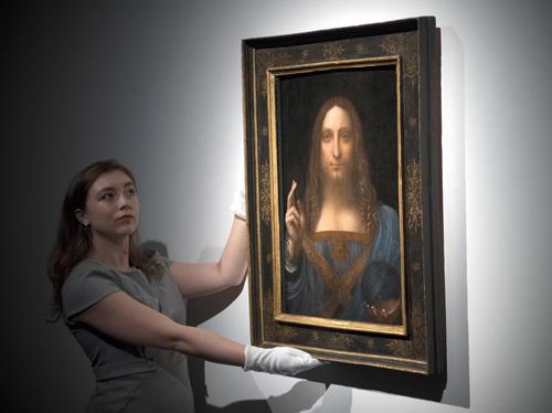 Un Vinci hors de prix