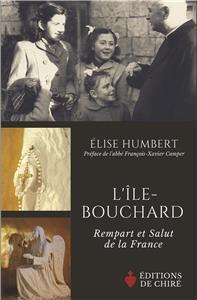 apparitions L'Île-Bouchard livre d'Elise Humbert