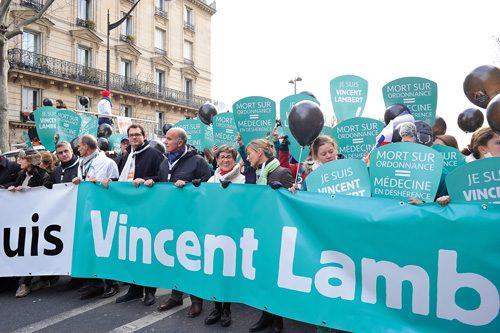 Du nouveau pour Vincent Lambert