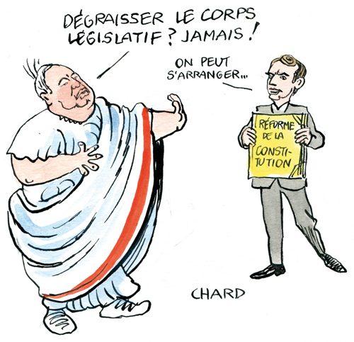 Larcher contre Macron, ou le sumo empêtré