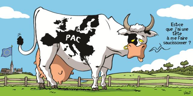 Bruxelles veut déléguer la mise en œuvre de la Pac