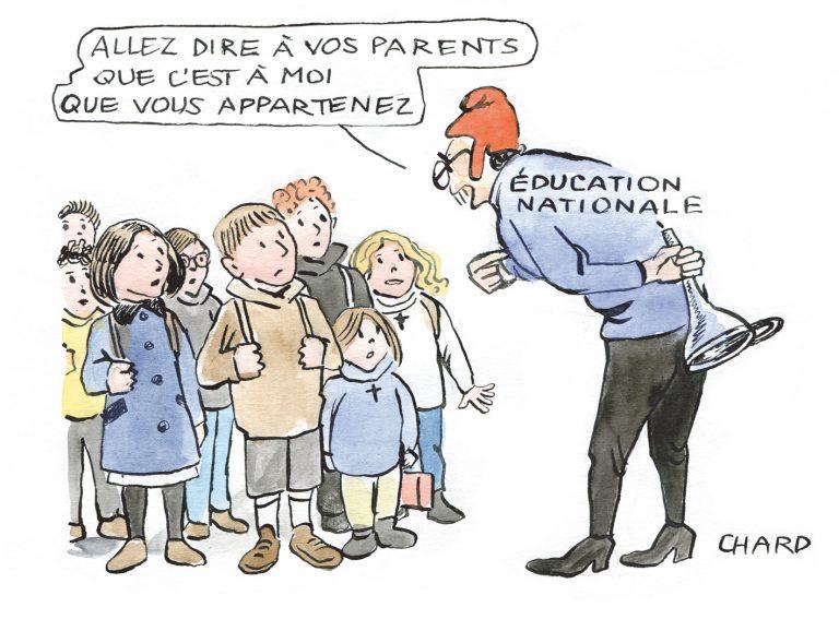 Le gouvernement s'attaque aux écoles privées hors-contrat