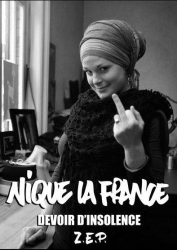Victoire contre «Nique la France»
