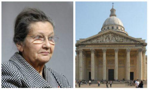 Antoine et Simone Veil feront leur entrée au Panthéon
