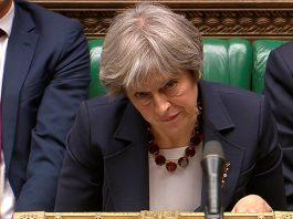Theresay May Skripal