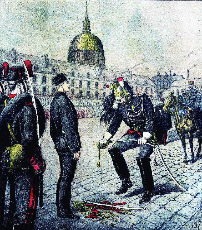 Éditorial, septembre 2019: Dreyfus: un «souvenir» qui plane sur nos armées