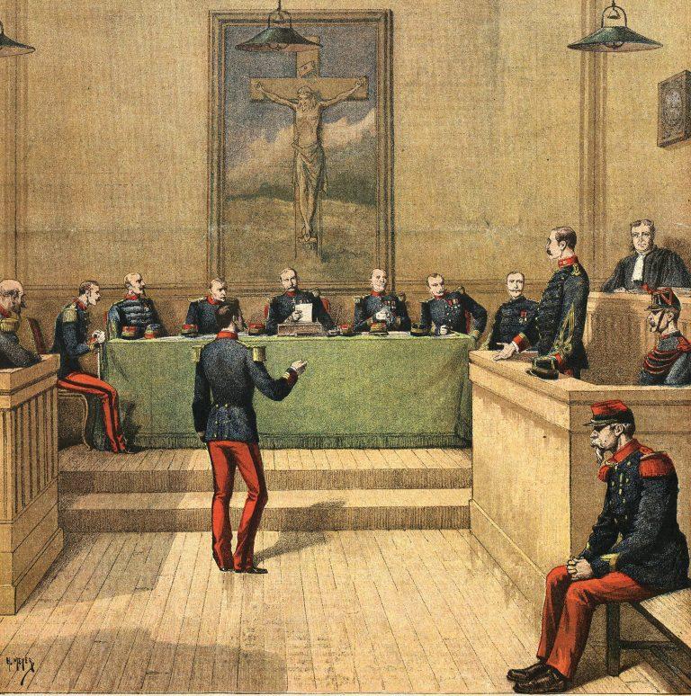 Dreyfus « modèle pour les armées » ?