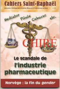 Le scandale de l´industrie pharmaceutique