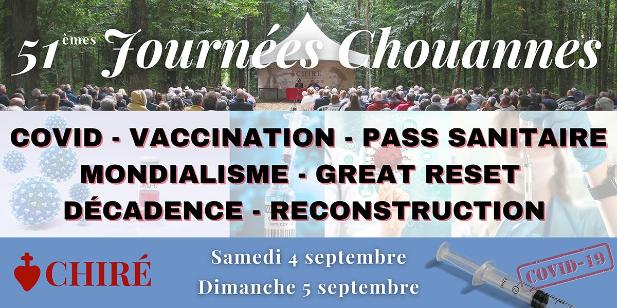 51èmes Journées Chouannes : le programme!