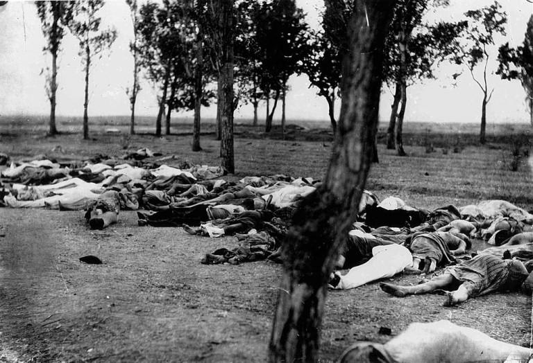 Le génocide arménien, 1915-2015