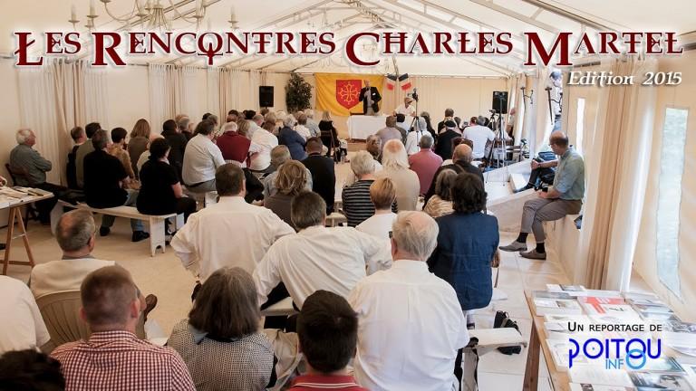 Rencontres Charles Martel en Poitou