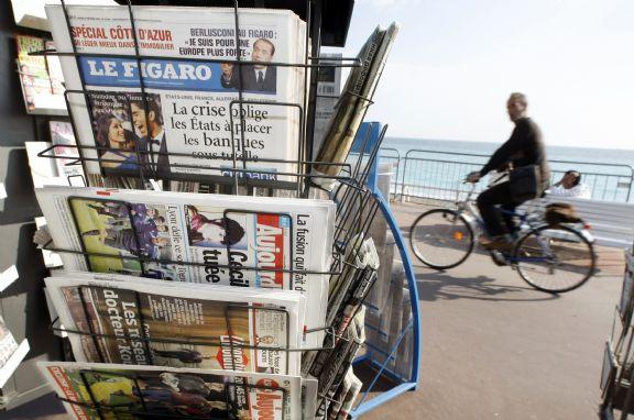 L'étonnante chute des valeurs des entreprises de presse
