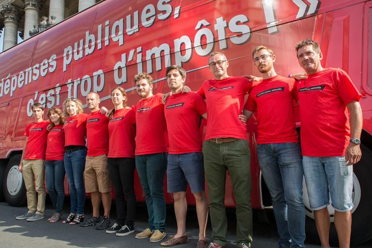 Tour de France des contribuables